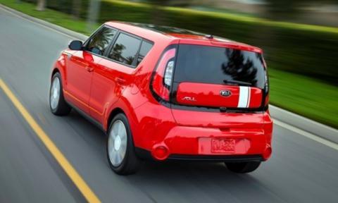 Kia Soul EV, el primer eléctrico de Kia llega a EE.UU.