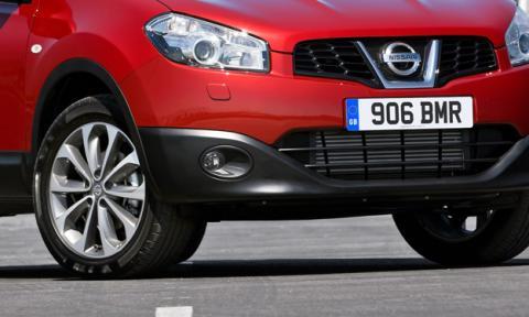 Nissan Qashqai R: 1.000 CV para el SUV más rápido del mundo