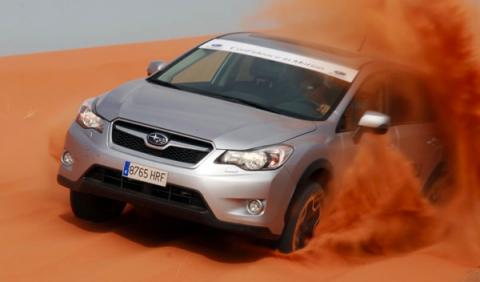 Subaru Grand Tour: sigue nuestra aventura por Marruecos
