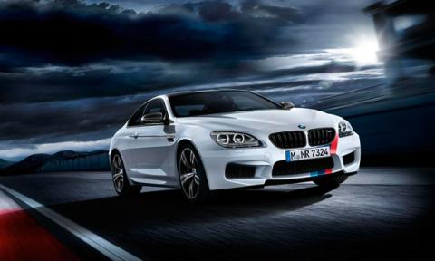 BMW M6 M Performance delantera