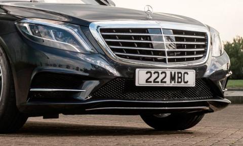 El Mercedes Clase S XL resucitará el nombre Maybach