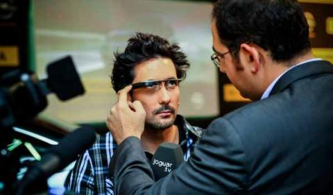 Opel Insignia Google Glasses