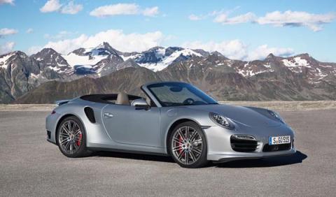 Porsche presenta novedades mundiales en EEUU, Japón y China