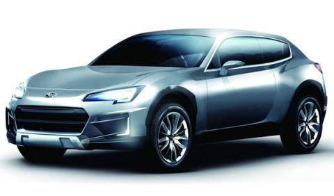 Subaru Cross Sport Design, en el Salón de Tokio 2013