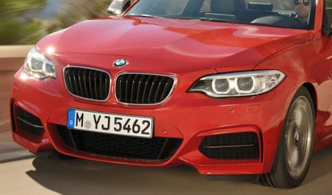 El BMW Serie 2 Gran Coupe: primeras recreaciones