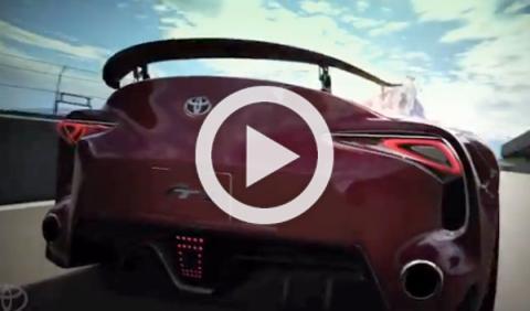 El Toyota FT-1, ya disponible en Gran Turismo 6