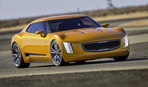 El concept Kia GT4 Stinger podría pasar a producción