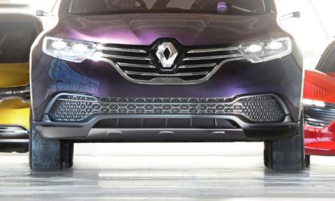 El Renault Espace 2014, cazado