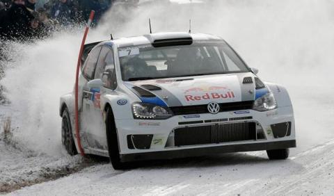 Rally de Suecia 2014, segundo día: la gran batalla de VW
