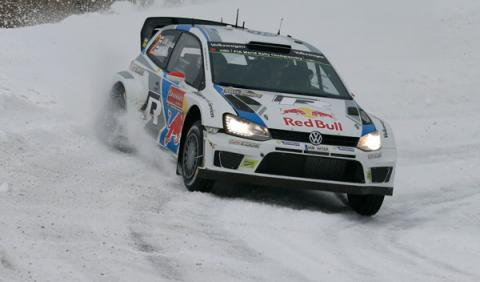 Rally de Suecia 2014, Latvala