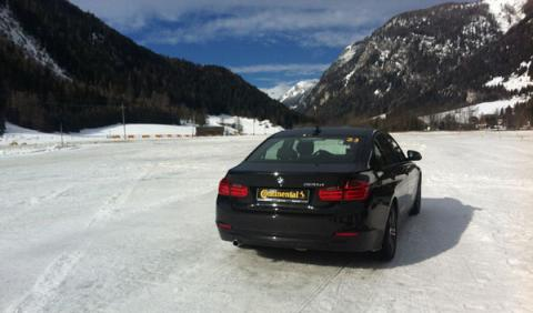 Continental circuito de Austria