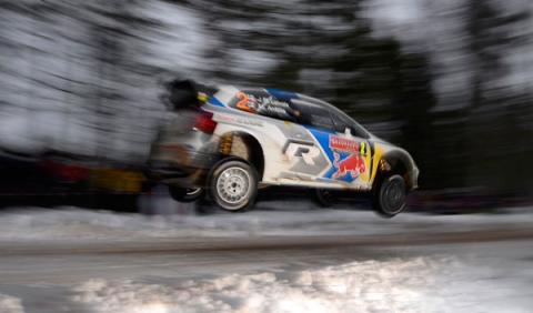 Rally de Suecia 2014 Latvala