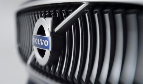 Concept Volvo en el Salón de Ginebra