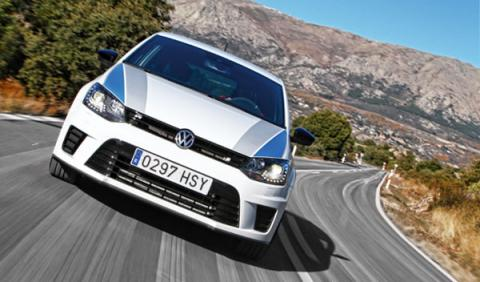 Volkswagen Polo R WRC frontal