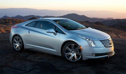 Cadillac ELR Salón de Ginebra 2014