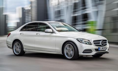 Mercedes Clase C plataforma