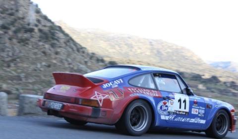 Todo listo para el Rally de España Histórico 2014