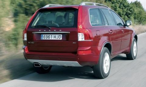 Un sistema Volvo te permitirá recibir la compra en tu coche
