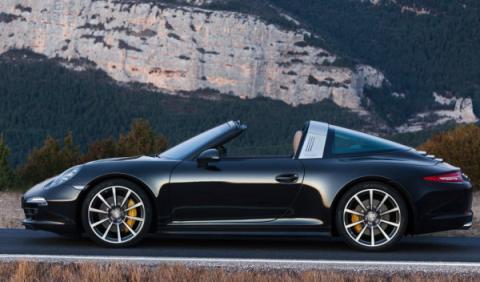 Porsche 911 Targa Turbo: ¿sorpresa en Ginebra?