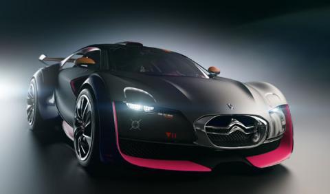Fotos: Citroën Survolt: transgresor y deportivo
