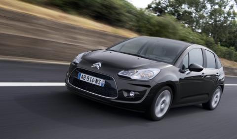 Citroën C3 Selection frontal