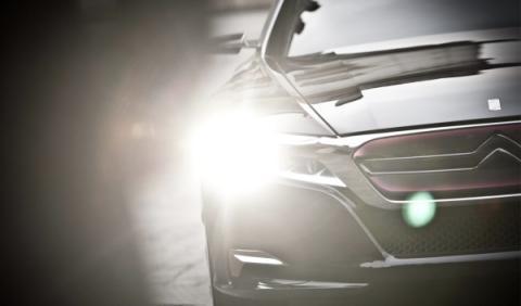 Primeras fotos del nuevo Citroën DS