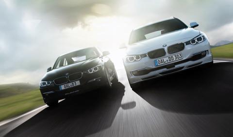 Alpina, BMW y MICHELIN, el trío perfecto
