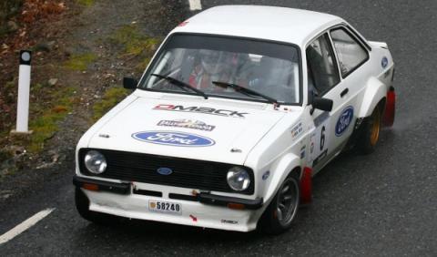 Font Ford Scort Rally España Histórico 2014