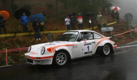 Mystrell, Porsche 911, Rally de España Histórico 2014