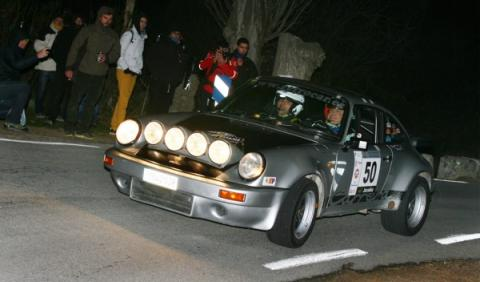 Campos Rally de España Histórico Regularidad