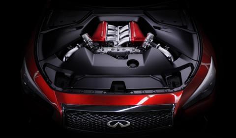 Su motor es un V6 3.8 Twin-turbo con 575 CV y 600 Nm de par.