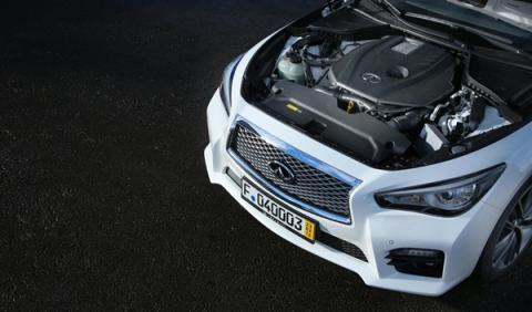Nuevo motor 2.0T para el Infiniti Q50, presentado en Ginebra