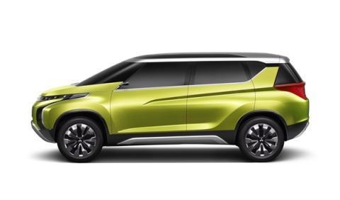 Mitsubishi Concept AR: mostrado en Ginebra 2014