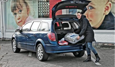 Opel Astra SW Segunda Mano