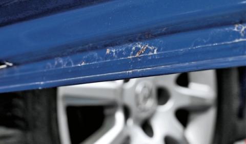 Opel Astra SW Segunda Mano oxido