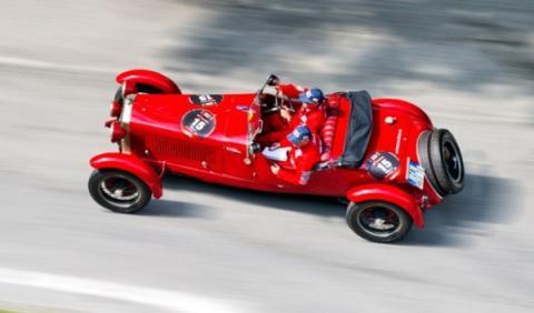 La Mille Miglia 2014 se presenta en Madrid