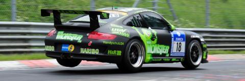 Porsche 911 234 horas Nürburgring