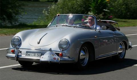 El Porsche 356 más antiguo encontrado, ¡restaurado!