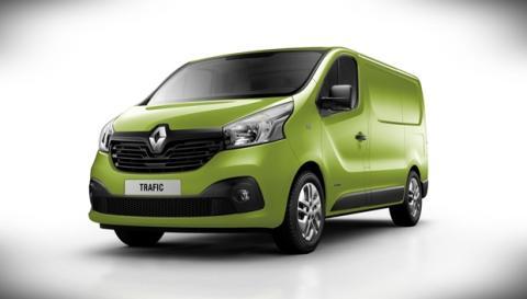 Nuevo Renault Trafic 2014 portal