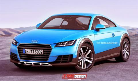 Audi TT all road
