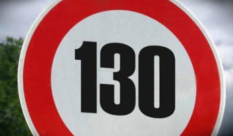 La siniestralidad crecerá con el límite de 130 km/h