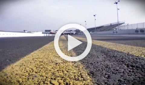 El coche de juguete más rápido del mundo... ¡a 553 km/h!