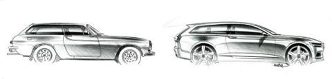 Volvo Concept P1800