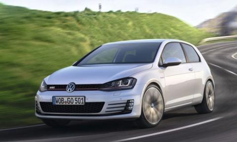 Volkswagen Golf GTI Club Sport, descubierto en Nürburgring