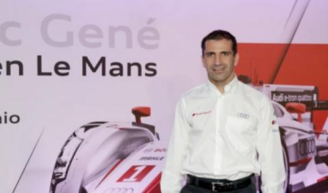 Gené correrá Le Mans 2014