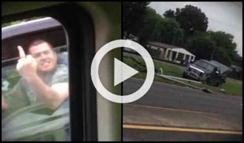 Vídeo: El Karma puede pasarte factura al volante