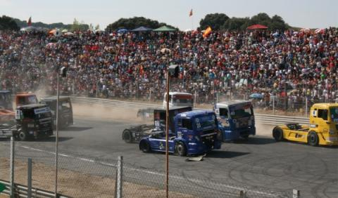 GP de España Camión Jarama