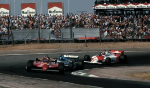 GP de España F1 1981 Jarama