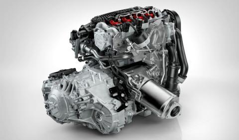 Volvo Drive-E Diésel
