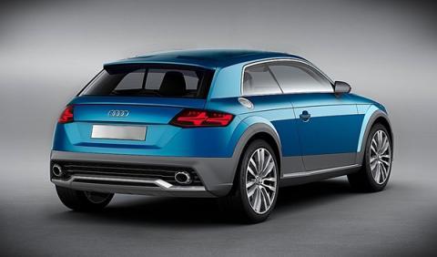 Audi podría lanzar una variante familiar de su TT 2014